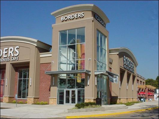 Borders Books, Louisville, Kentucky