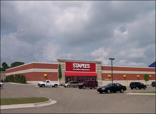 Staples, Auburn Hills, Michigan